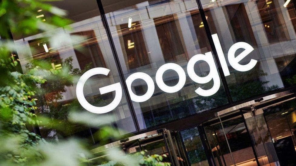 Oficina de Google en Reino Unido