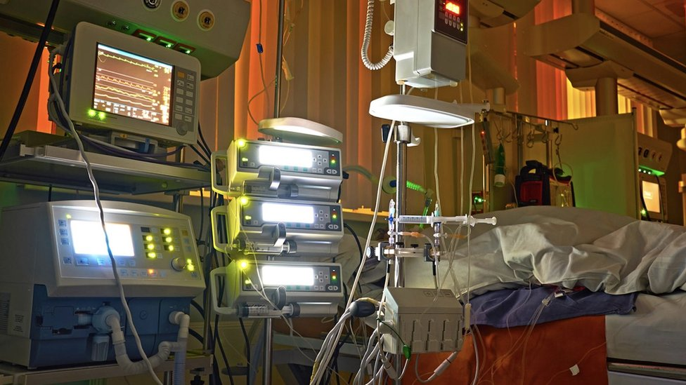 Svetla u bolnici