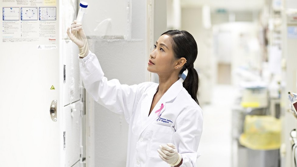 La doctora Li