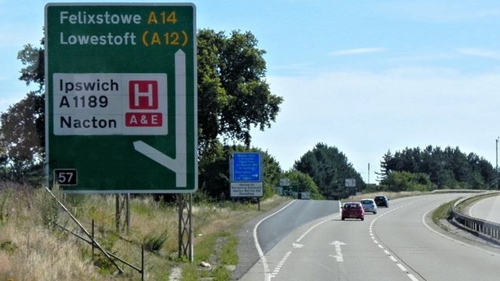 Ipswich A14 suicide inquest told of 'missed opportunity'