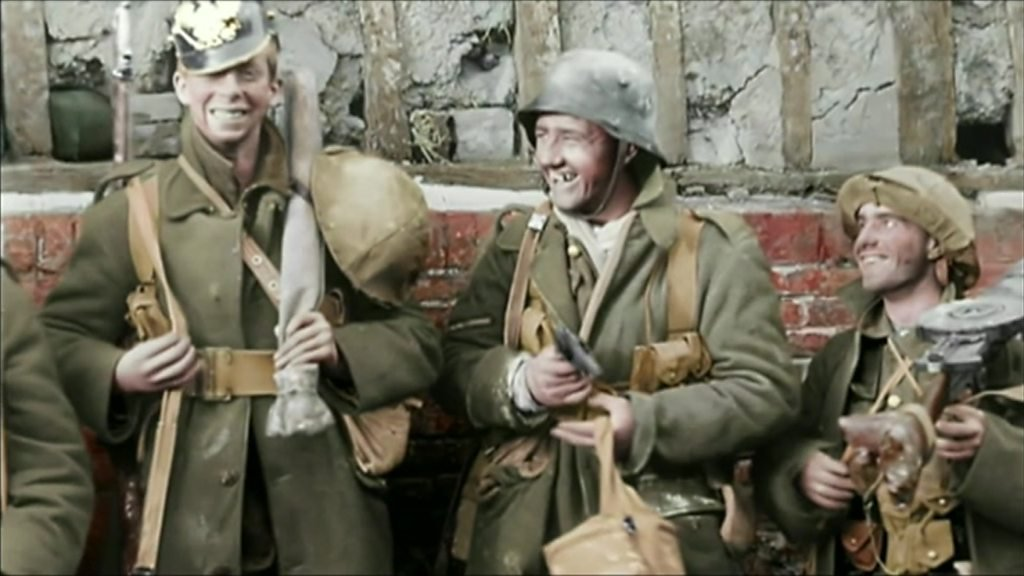 They Shall Not Grow Old: 'It brought the war to life'