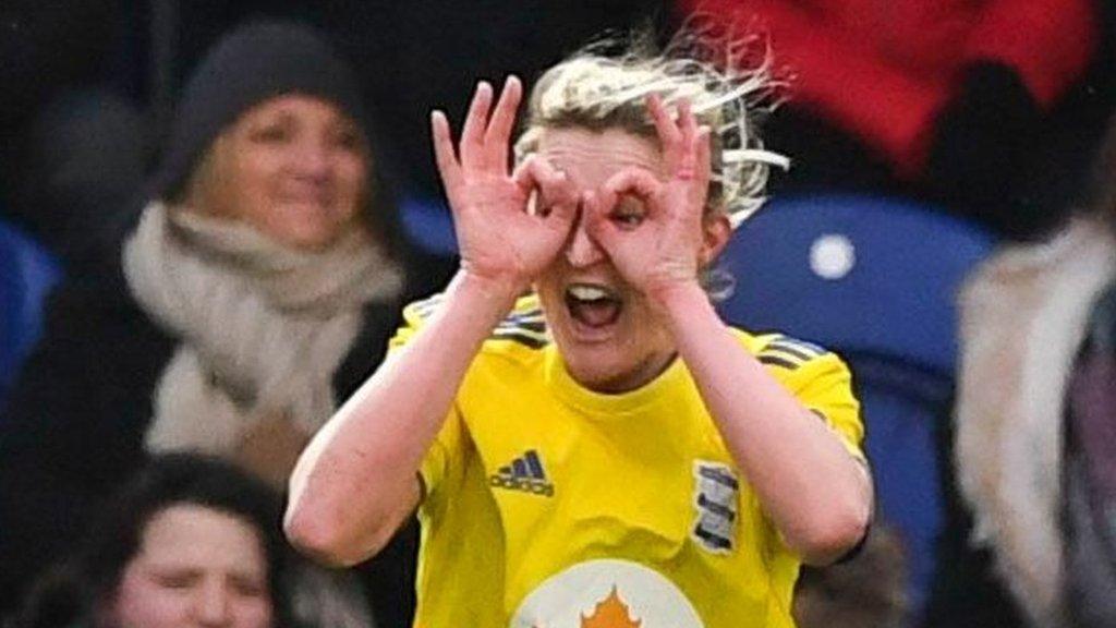 Everton Ladies 1-3 Birmingham City Women: Ellen White nets twice in WSL away win