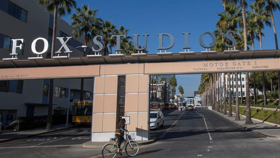 Fox Studio California