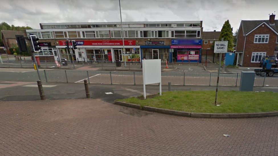 Wolverhampton shooting: Two arrests as boy, 6, hurt