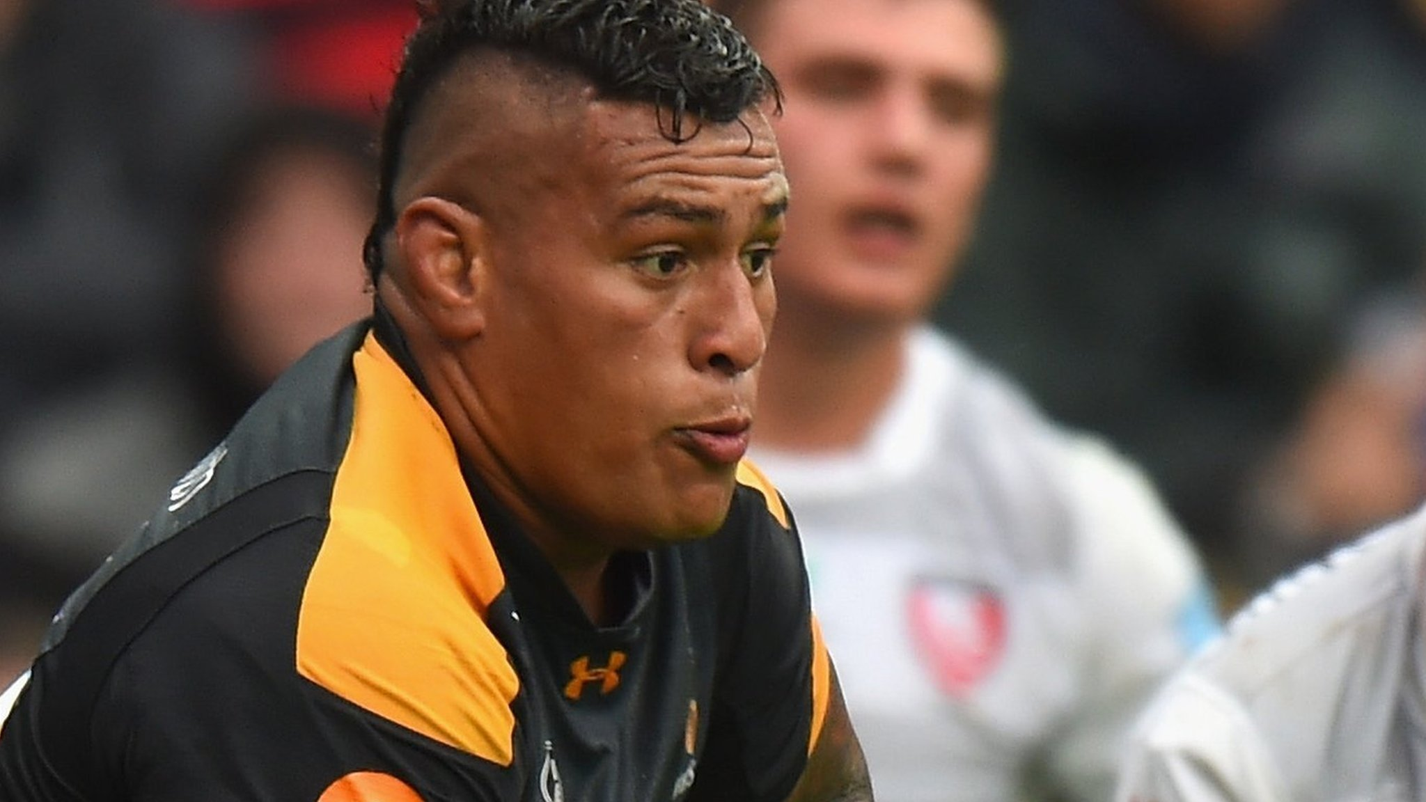 Nathan Hughes: Wasps and England flanker is handed six-week ban