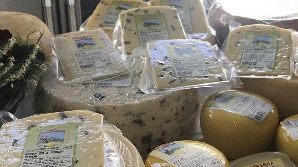 Slovenački sir