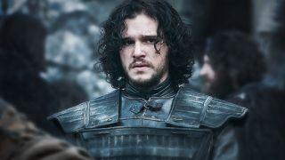 Jon Snow en HBO.