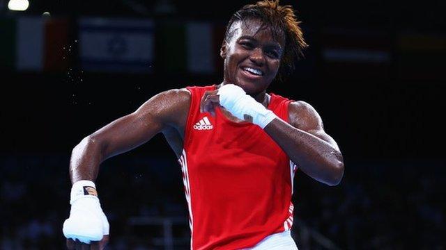 Adams wins European gold in Baku