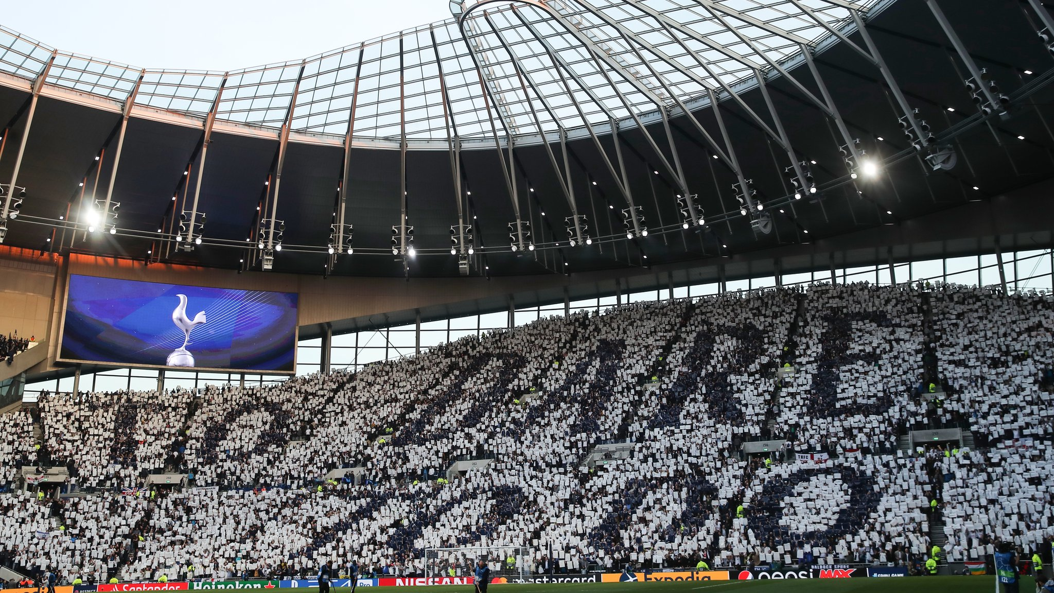 Tottenham ban three fans after Champions League final tickets listed on resale site
