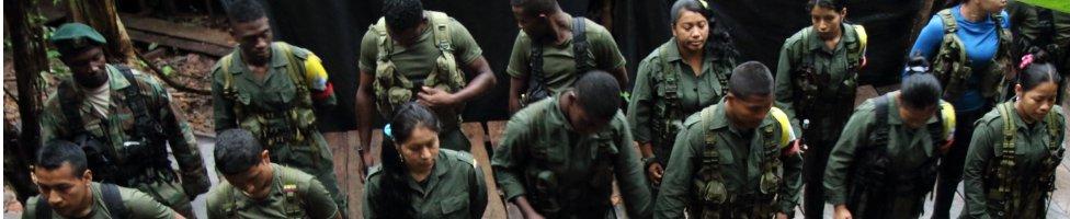 Rebels forming in camp