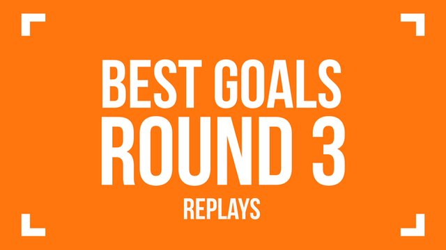 Best goals from FA Cup third-round replays