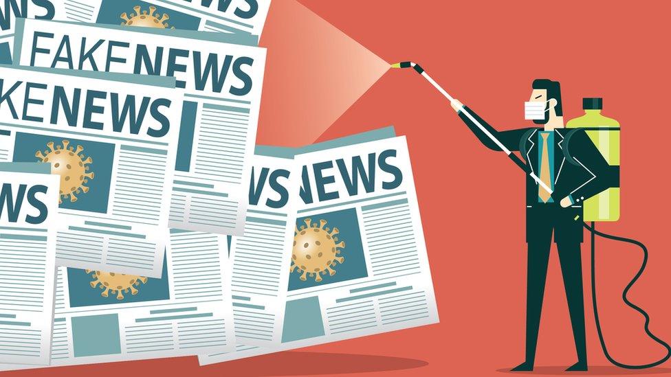 Fake News Danger