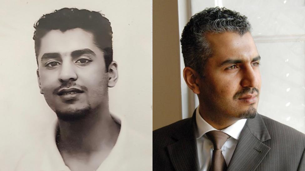 Maajid Nawaz tracks down 'life-saver' after 25 years