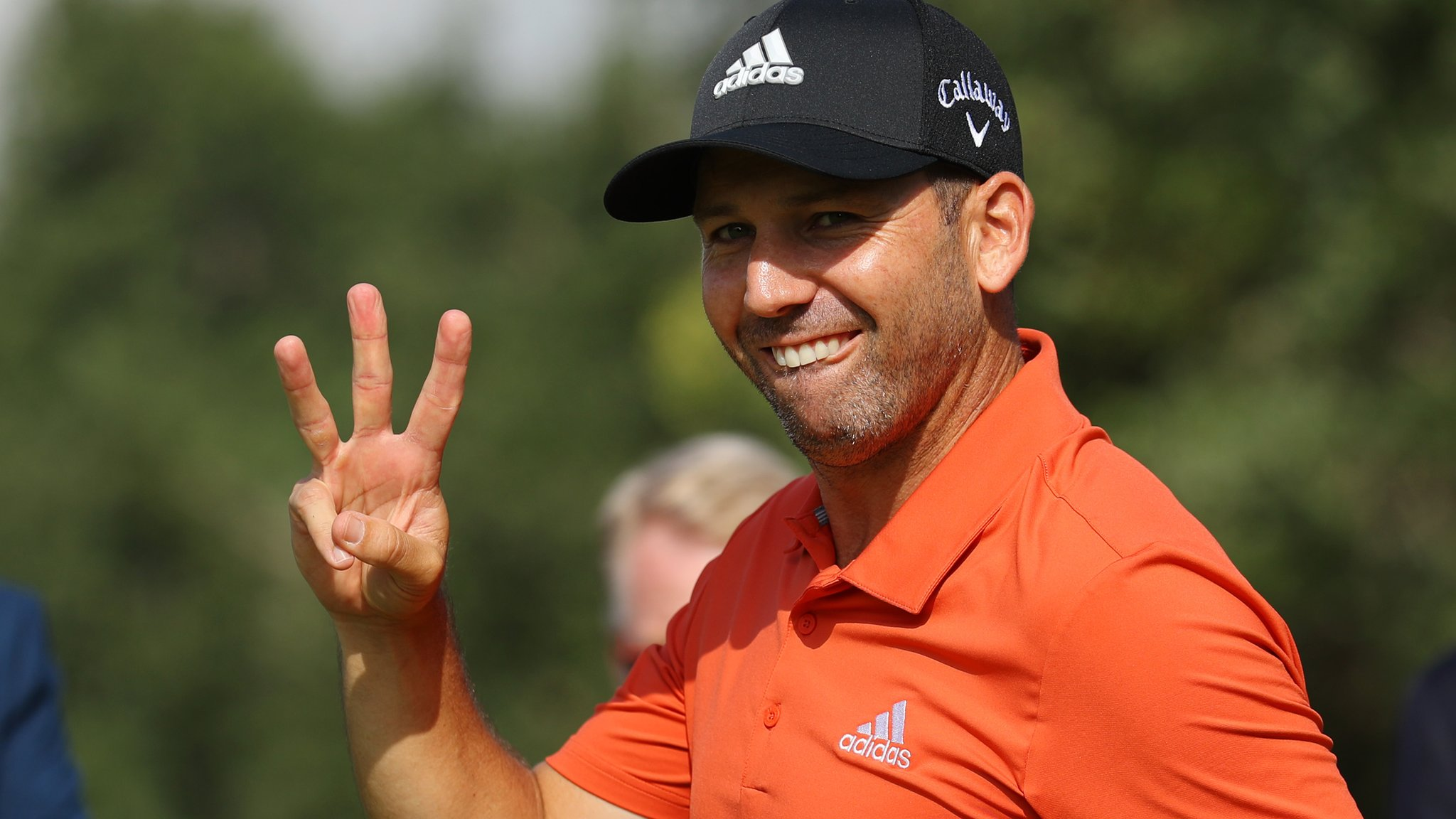Garcia claims hat-trick of Valderrama titles on day five