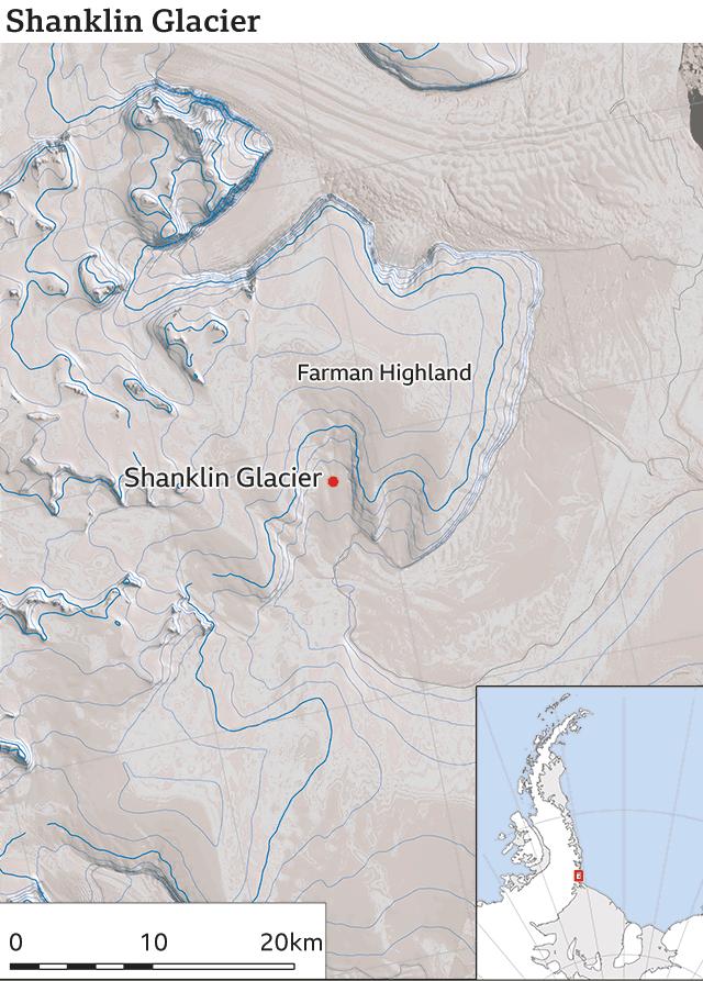Shanklin Glacier