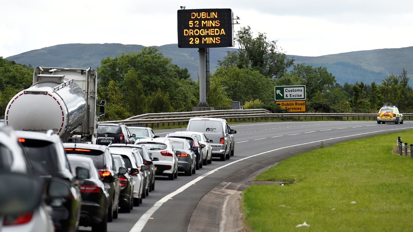 Brexit: No-deal insurance advice for NI motorists