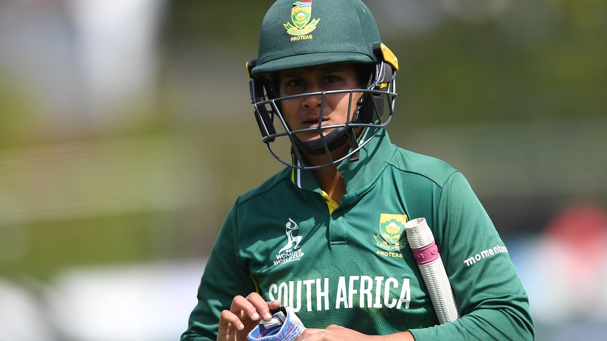 SA keeper Chetty to miss Women's World T20