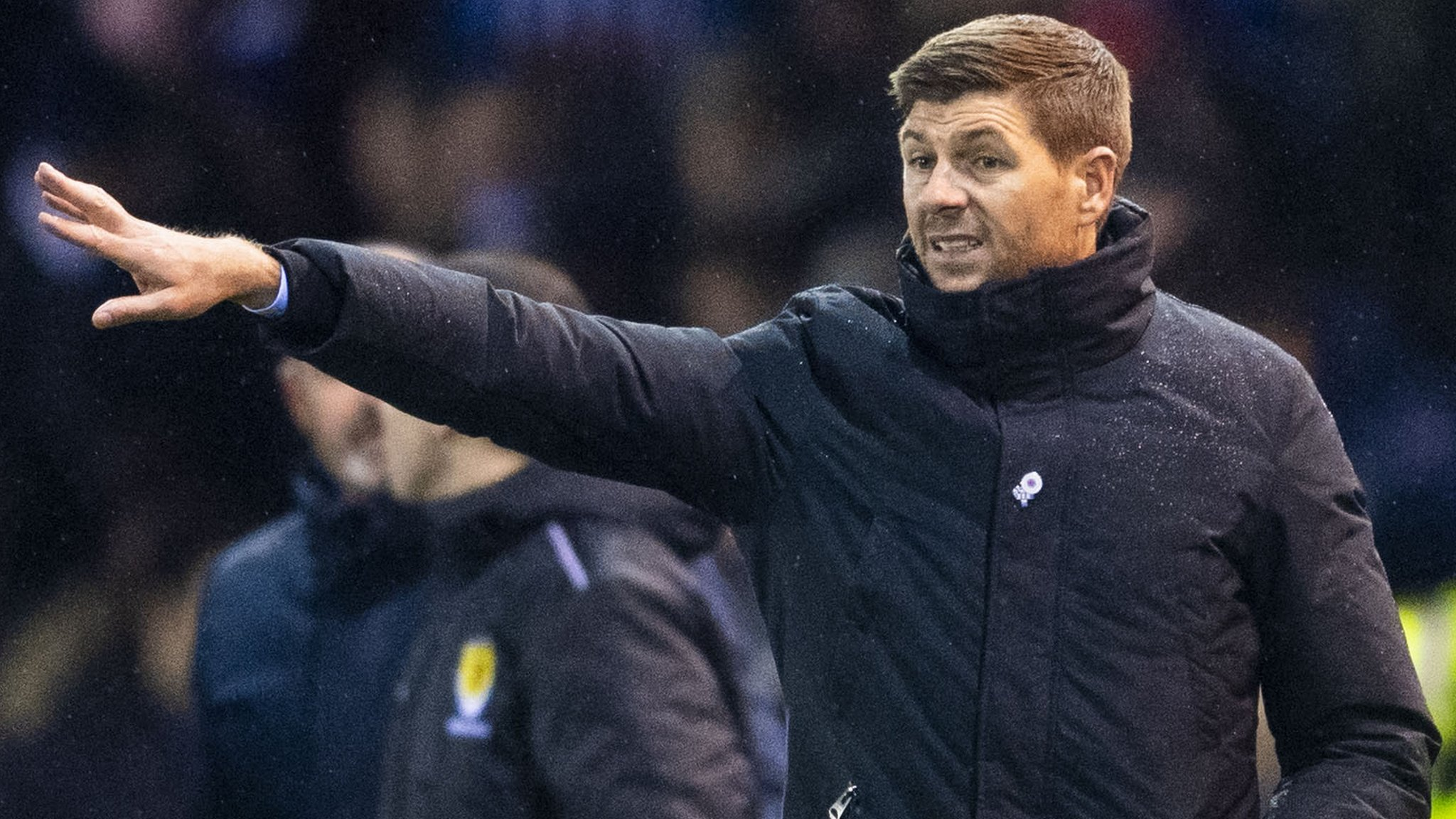 Steven Gerrard: Rangers players must take criticism after Kilmarnock defeat