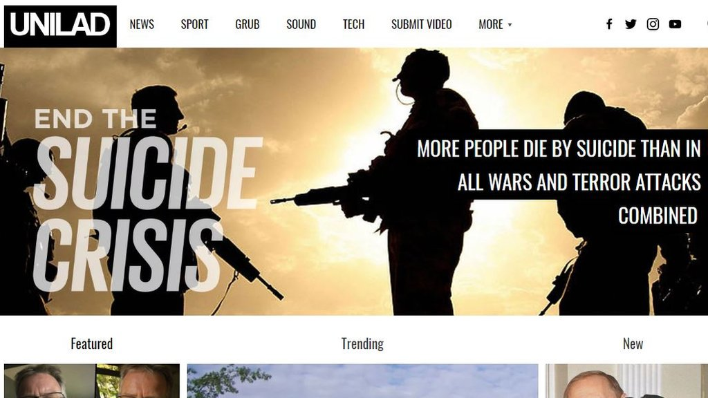 Unilad web publisher bought by LADbible