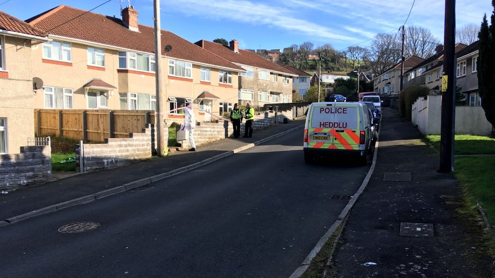 Cimla murder investigation after man, 76, dies