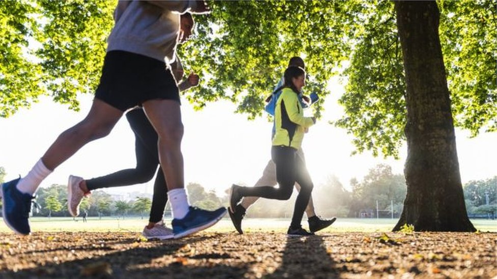 How running 'helped me to reach my clean Sundays'