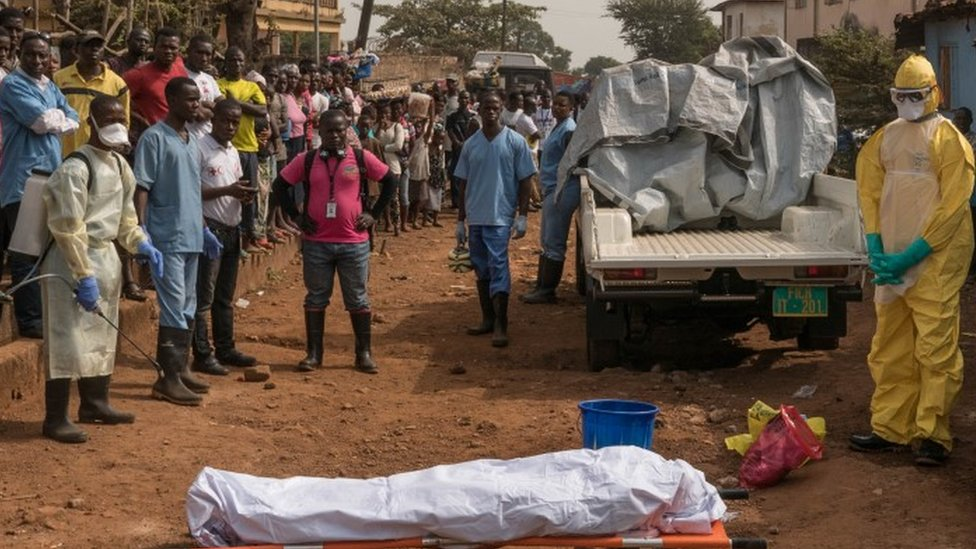 Ebola virus burial teams may have 'saved thousands of lives'