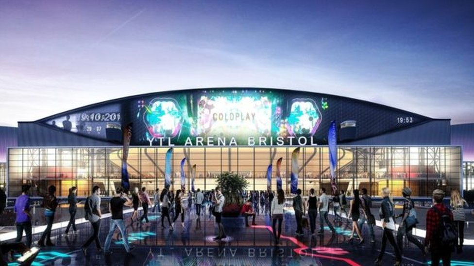 Bristol mayor Marvin Rees rejects arena site claims