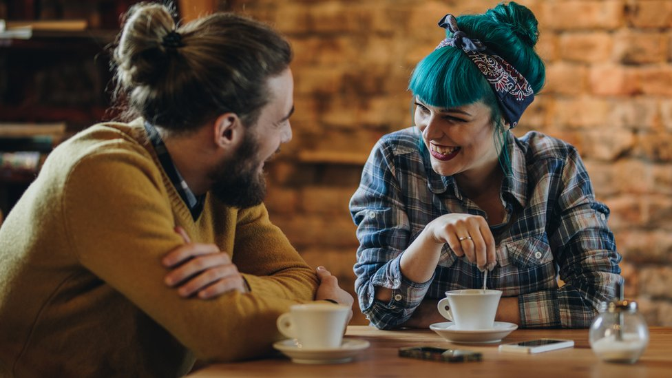 Voice changes may show your date fancies you