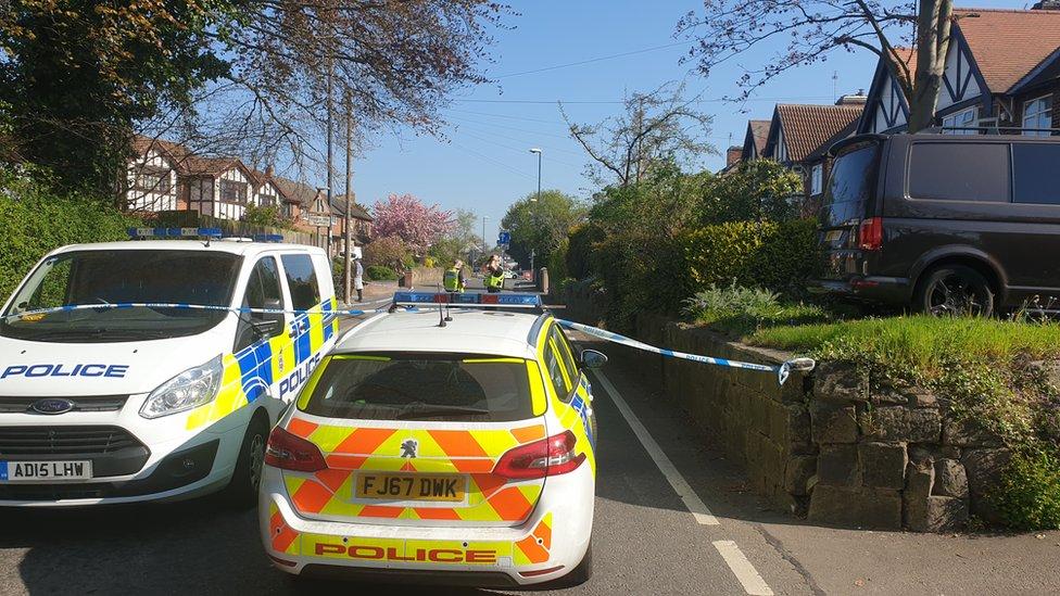Boy, 16, arrested in Derby murder probe