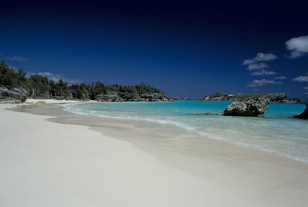 Alta je ostavljena u blizini Bermuda