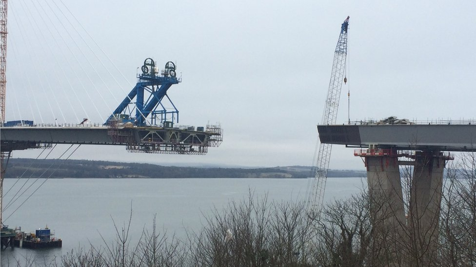 Queensferry Crossing Pic: Lisa Summers