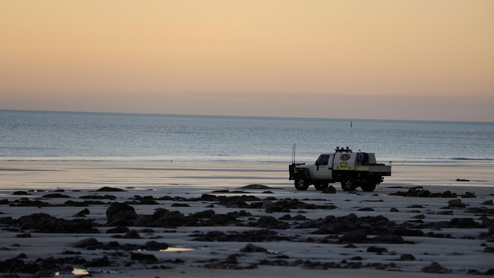 Shark attack in Western Australia kills man near Cable Beach thumbnail