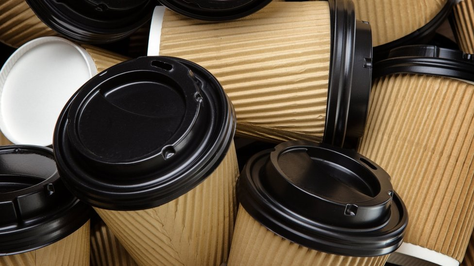 City of London launches challenge to boost coffee cup