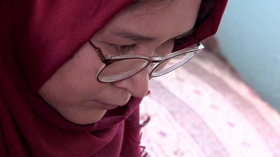 كانت مريم رجائي تقود ورشة عمل للمدعيات في مكتب المدعي العام عندما استولت طالبان على السلطة