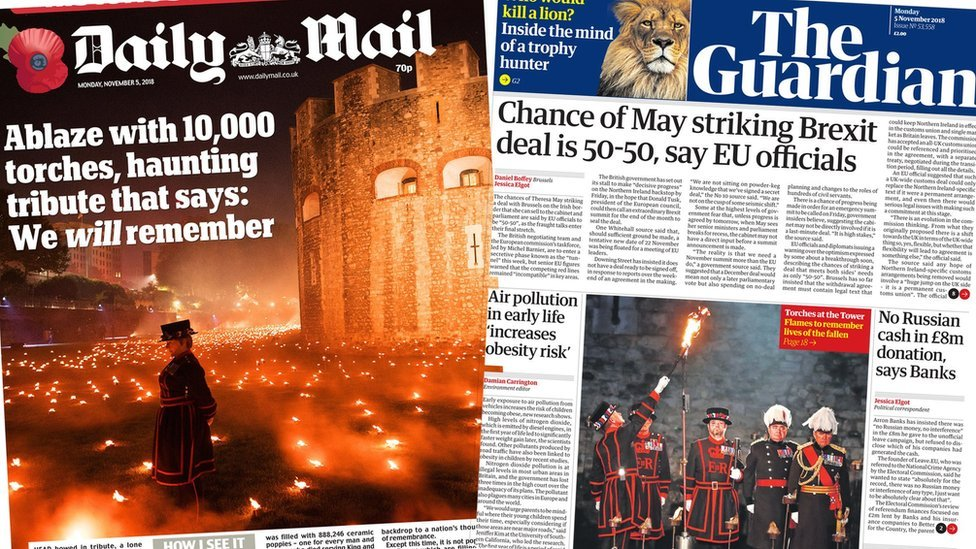 Daily Mail and Guardian