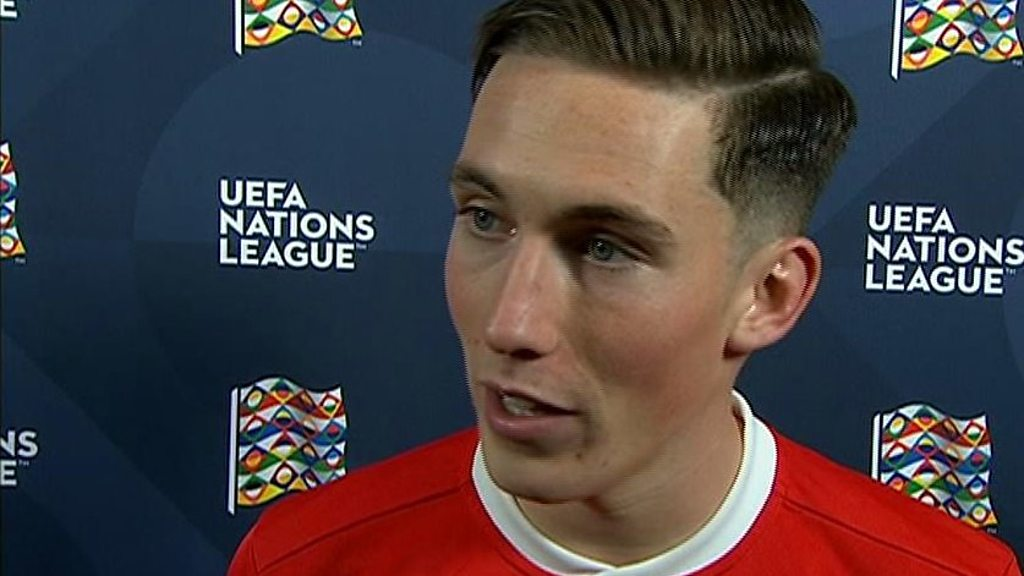 Harry Wilson: Scoring makes everything better, says Wales match-winner