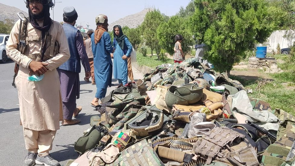 Avganistan, talibani