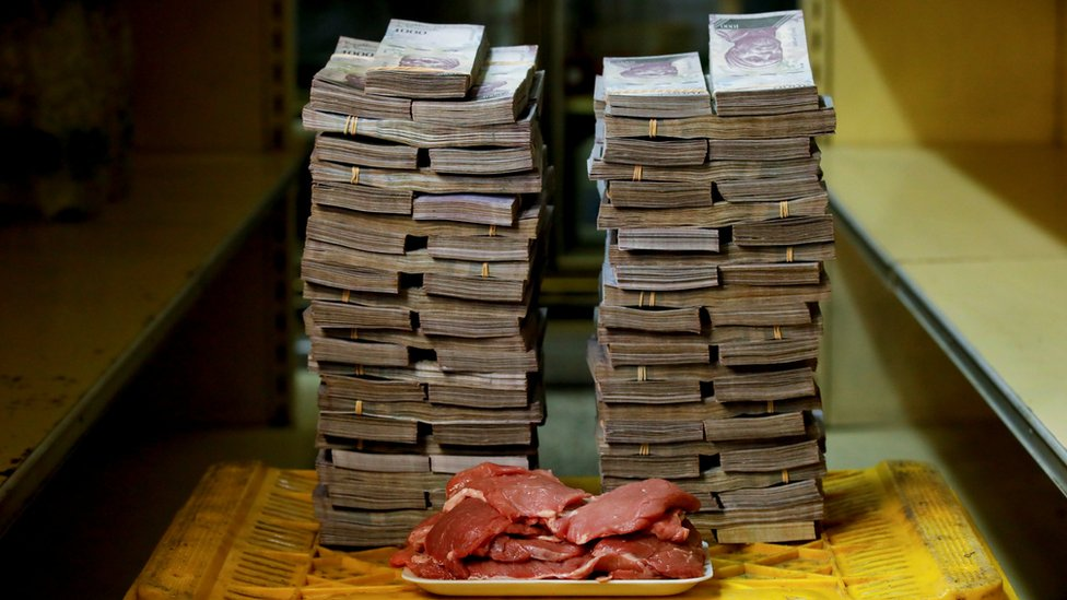 Kilogram mesa pored devet miliona bolivara