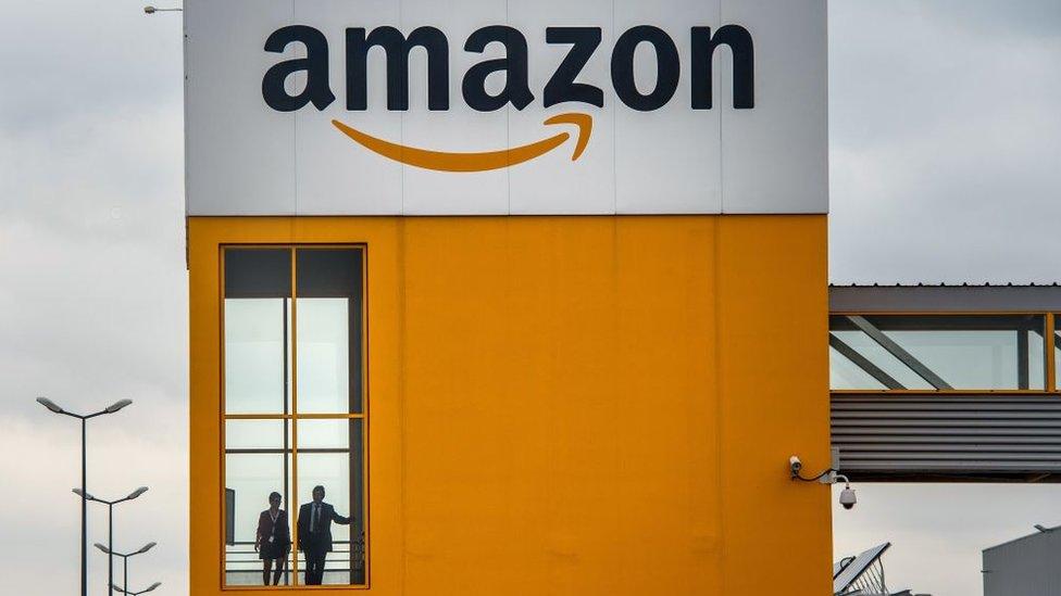 oficinas de Amazon