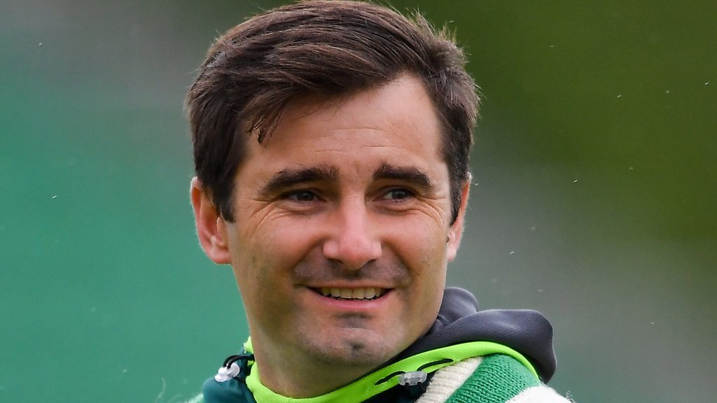 Tim Murtagh happy with Ireland 'repair job' against Afghans