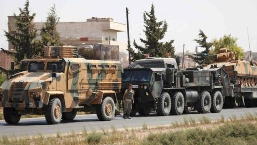 مركبات حربية