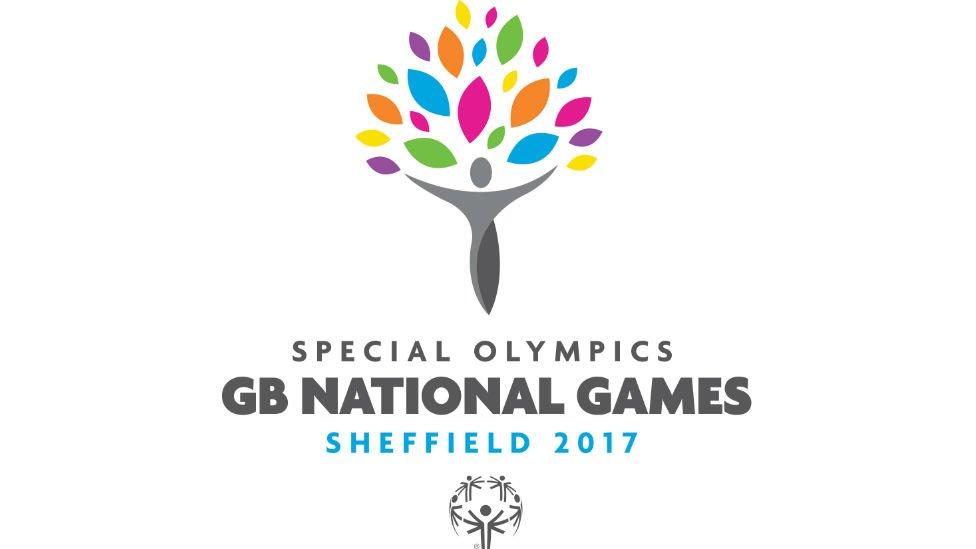 National Summer Games 2017 logo