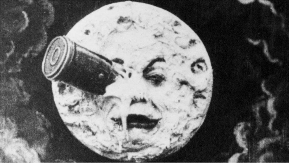 Poster film A Trip to the Moon