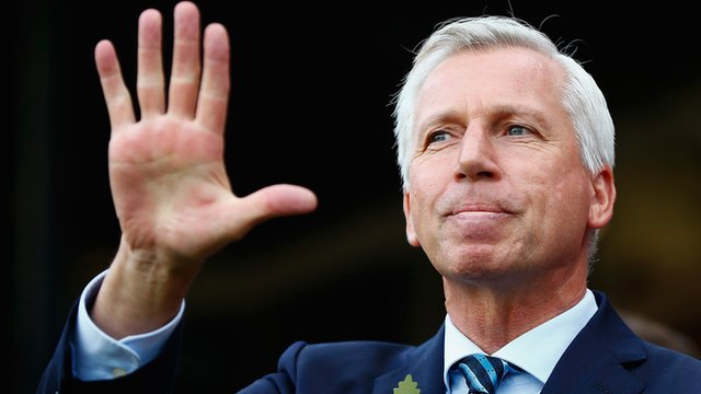Crystal Palace 0-0 Manchester United: Alan Pardew - Palace should have won