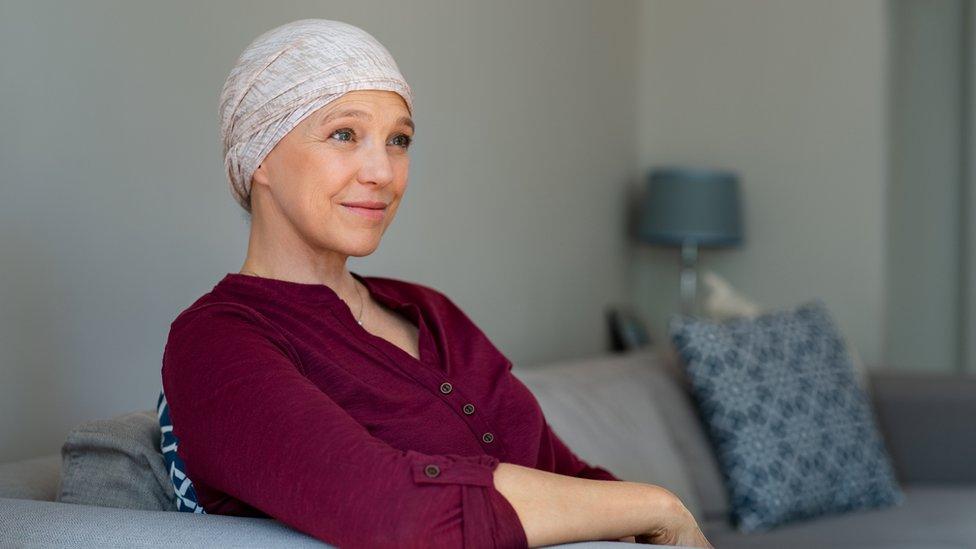 Paciente de cáncer