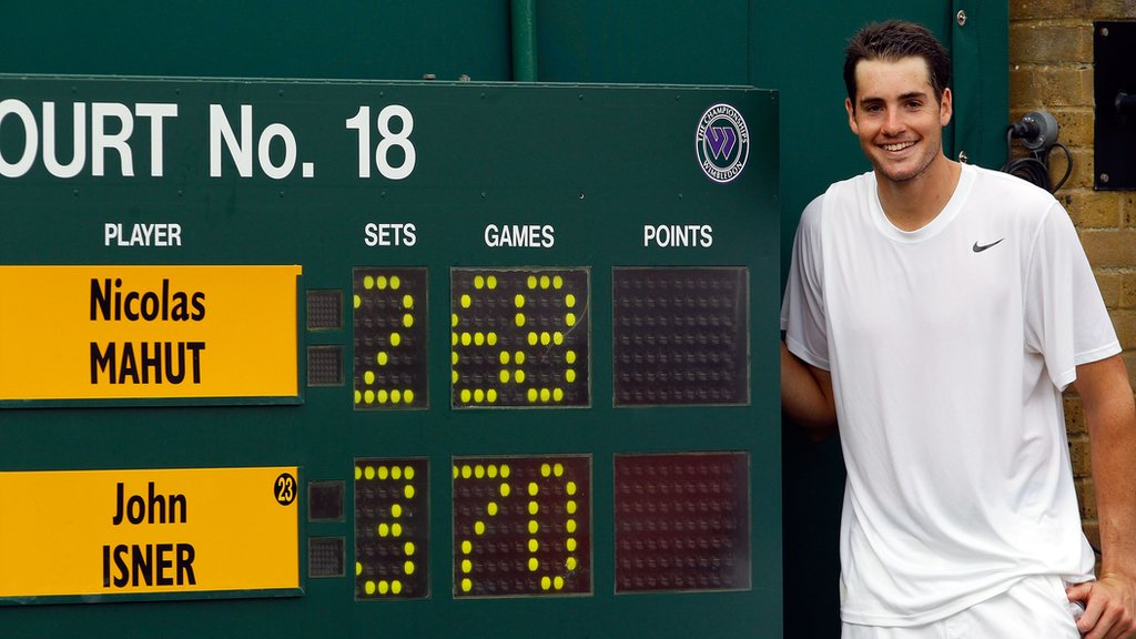 Wimbledon: John Isner backs new rule to stop marathon matches