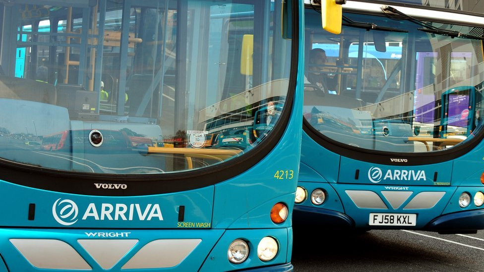 Arriva bus drivers announce new 10-day strike in pay row
