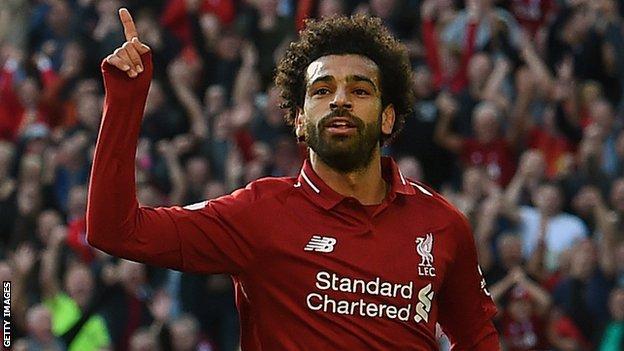 Liverpool ve Mısır Milli Takımı yıldızı Mohamed Salah