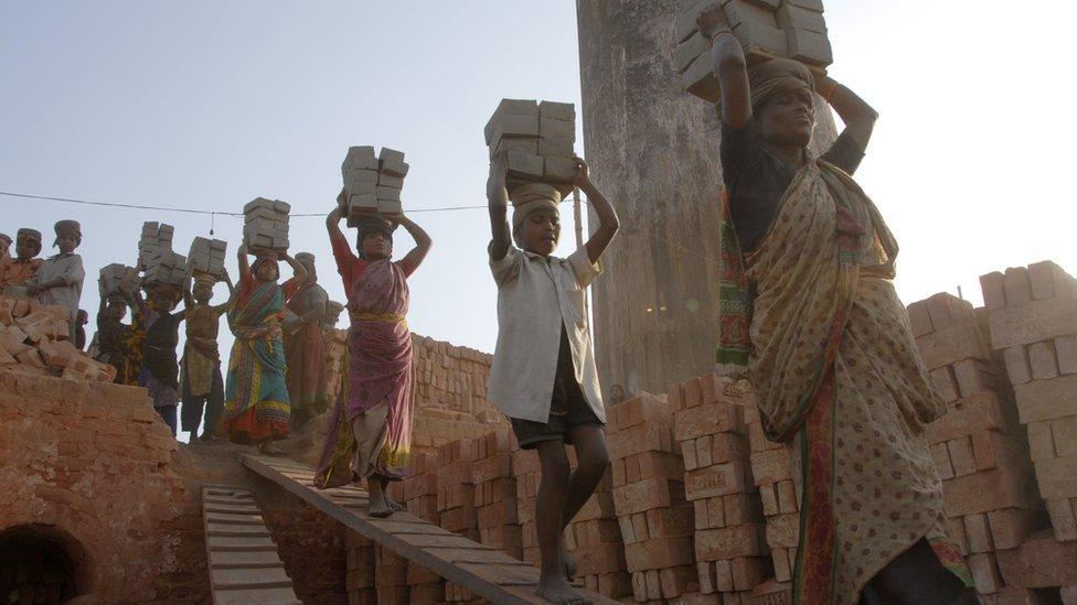 孟加拉童工