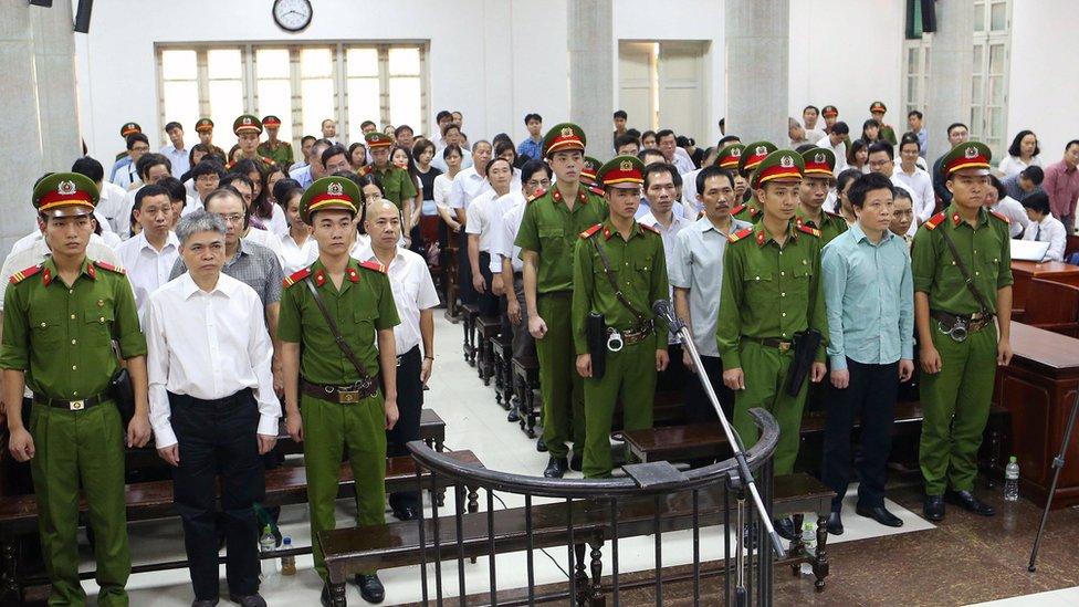 Vietnam, Hanoi, korupsi,